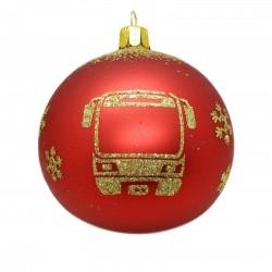 Vánoční ozdoby - Metro M1