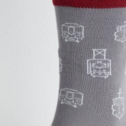Detail ponožky
