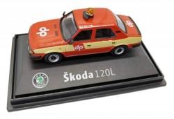 Model Škoda 120 L DP (1 : 72)