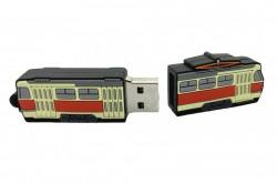 USB flash disk tramvaj ČKD Tatra T3 16 GB