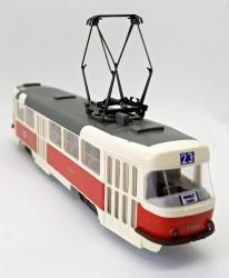 Model tramvaje Tatra T3 SUCS