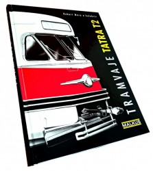 Kniha Tramvaje Tatra T2