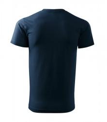 Modré triko s motivem nostalgické linky 23