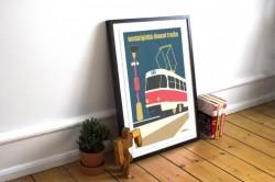 "Plakát ""Nostalgická dvacet trojka"""