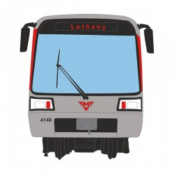 Sportovní triko metro M1
