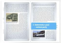 Historie provozu autobusů Karosa typových řad 700 a 900 v Dopravním podniku Praha
