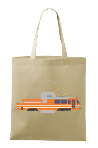"""Bavlněná taška s motivem """"Mazačky"""""""