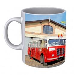 Hrnek Pražské muzejní autobusy