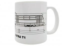 Hrnek ČKD Tatra T1