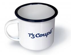 Plecháček s logem T3 Coupé