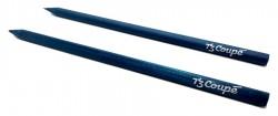 Obyčejná tužka T3 Coupé kulatá