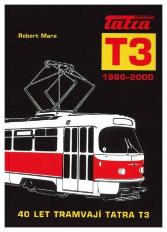 Kniha Tatra T3