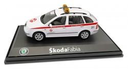 Model Škoda Fabia Pohotovost DP (1 : 43)