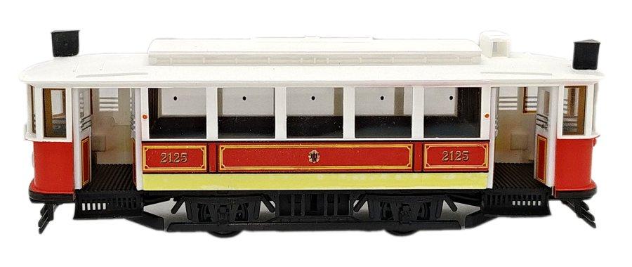 Model tramvaje Ringhoffer (5 oken) (H0)