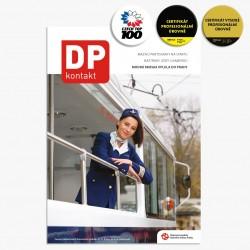 Objednávka zasílání časopisu DP kontakt (12 měsíců)