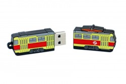 USB flash disk tramvaj ČKD Tatra T3 16 GB