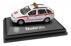 Model Škoda Fabia Pohotovost DP (1 : 72)