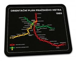 Podložka pod myš Metro 1989