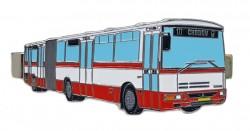 Kravatová spona Karosa B941
