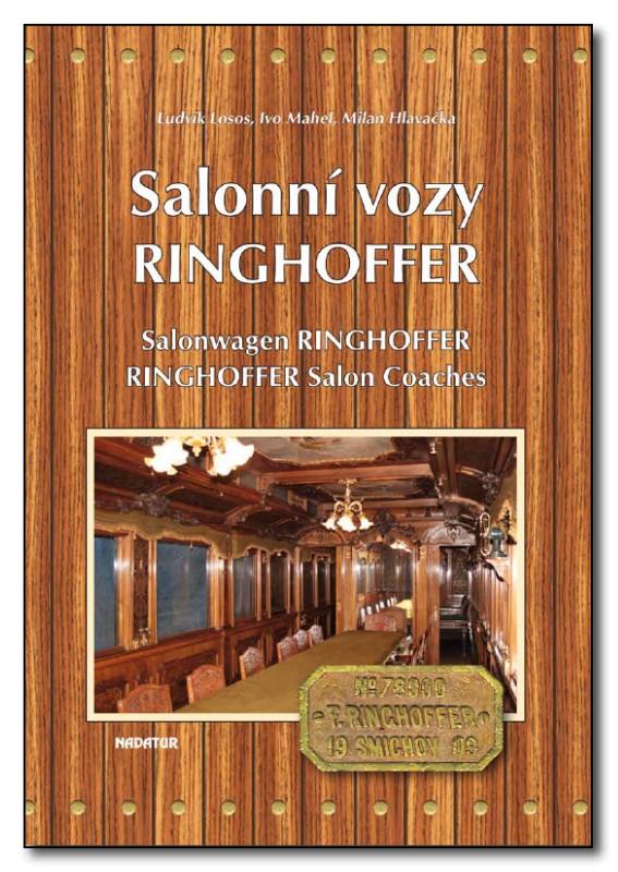 Salonní vozy Ringhoffer