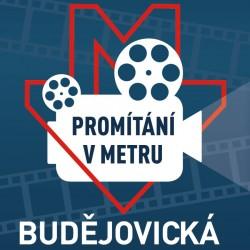 Vstupenka 30.6.2019 od 14.30: promítání filmu Lidé z metra + diskuze ve stanici metra Budějovická
