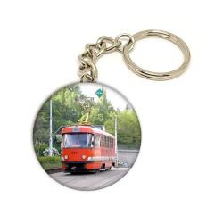 Přívěsek na klíče s měřícím vozem 5521