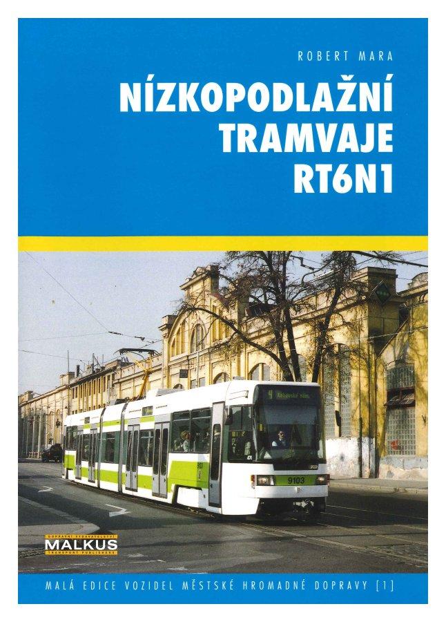 Brožura Nízkopodlažní tramvaje RT6N1