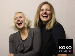 Vstupenka: KOKO Comedy v tramvaji 29. 10. 2019 (19:00) – nástup Vozovna Střešovice