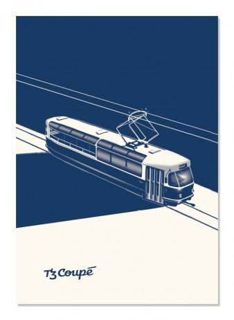 Plakát T3 Coupé