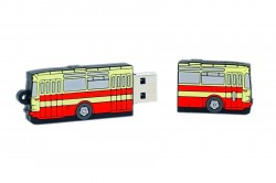 USB flash disk autobus Karosa ŠM 11 16 GB