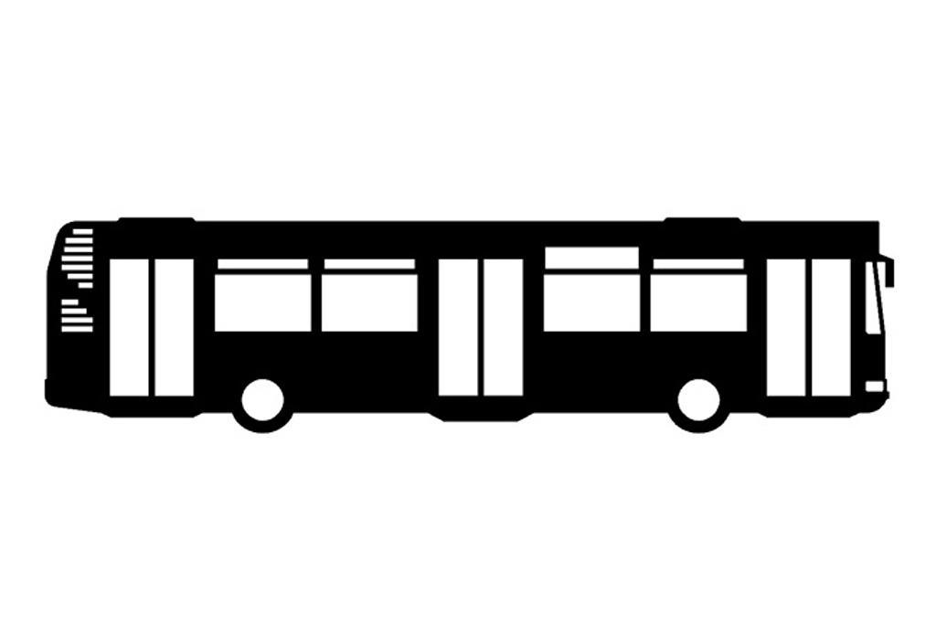 Samolepka Irisbus Citybus 12M