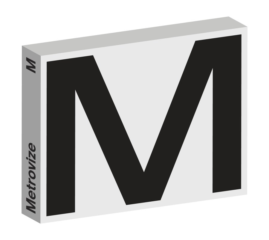 Kniha Metrovize