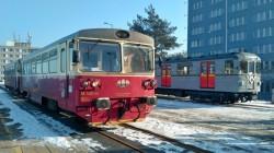 Vstupenka: vlak KŽC + Depo Kačerov + trasa C 18. 1. 2020 – nástup žel. st. Hlavní nádraží