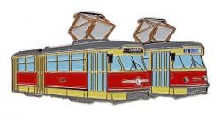 Kravatová spona ČKD Tatra T2