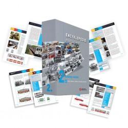 Encyklopedie MHD: kompletní 2. díl včetně šanonu