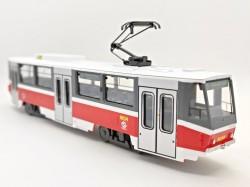 Model tramvaje Tatra T6A5 (H0)