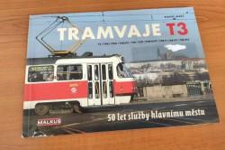 Brožura Tramvaje T3 (poškozená)