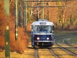 Jízdenka: tramvaj T3 Coupé 28. 9. 2020 – nástup Vozovna Střešovice