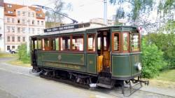 """Jízdenka: nejstarší pražská tramvaj """"88"""" 19. 9. 2020 – nástup Vozovna Střešovice"""