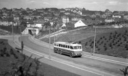 Vstupenka: procházka po trati prvního trolejbusu 31. 8. 2020 16:30 – sraz Vozovna Střešovice
