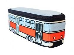 Penál ve tvaru tramvaje