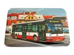 Magnetka s autobusem Irisbus Citybus 12M