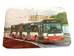 Magnetka s autobusem Irisbus Citybus 18M