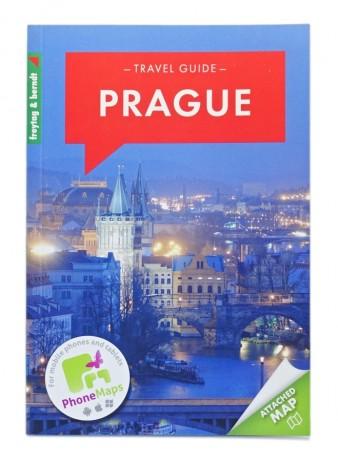 Průvodce Praha anglicky (English)