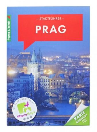 Průvodce Praha německy (Deutsch)