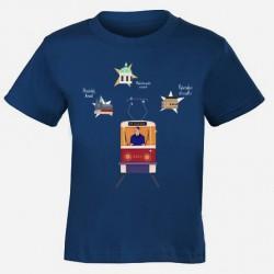 """Charitativní dětské triko """"Klokart"""""""
