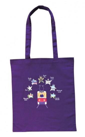 """Charitativní textilní taška """"Klokart"""""""