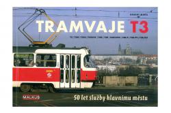 Brožura Tramvaje T3