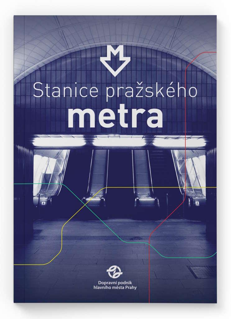 Kniha Stanice pražského metra