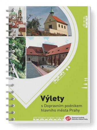 Kniha Výlety s Dopravním podnikem hlavního města Prahy